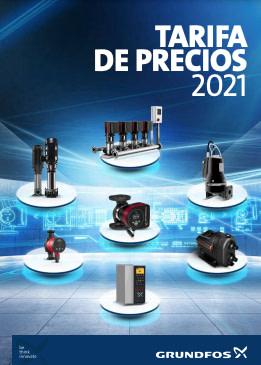 Tarifa de Precios 2021
